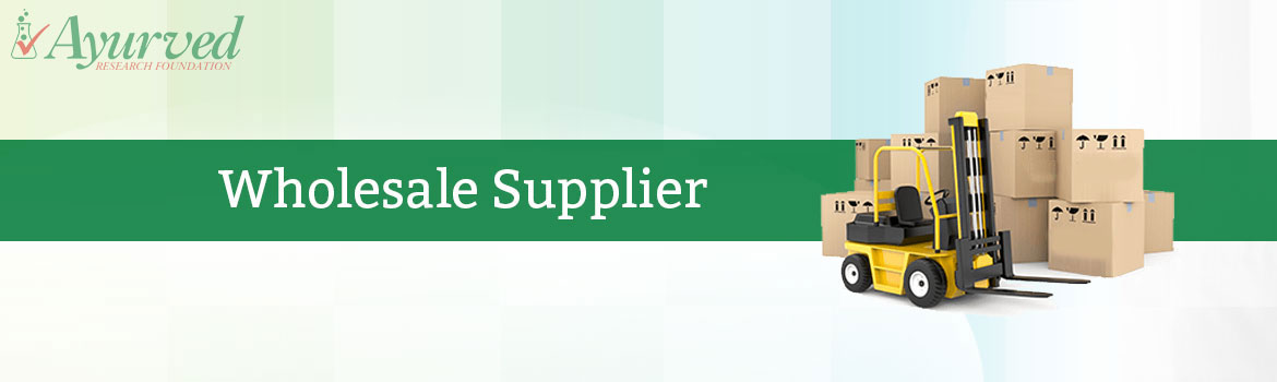 Wholesale Supplier of Bulk Ayurvedic Herbal Products
