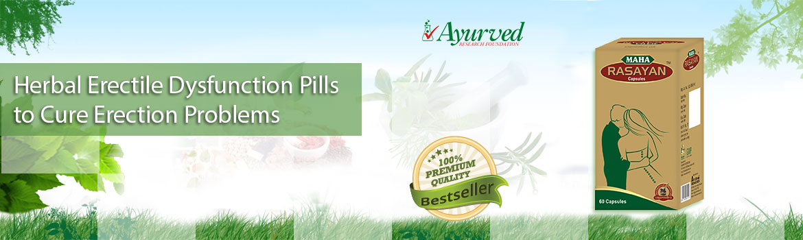 Herbal Erectile Dysfunction Treatment