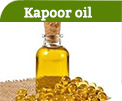 Kapoor oil