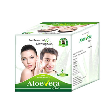 Aloe Vera Gel for Skin Care